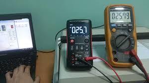 Тест на точность <b>мультиметра ZOYI ZT</b>-<b>X</b> он же Richmeters ...