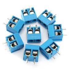 Arduino - <b>5pcs 2 EDG 5.08mm</b> Pitch 3Pin Plug-in Screw PCB ...