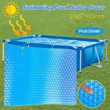 <b>Крышка для бассейна</b> подходит для квадратных бассейнов ...