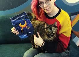 Roxi Mathis publishes 'Crescent <b>Moon Cat</b>' | News, Sports ... - Minot