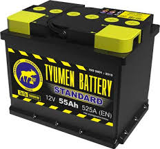 Аккумуляторы <b>STANDARD</b> . <b>Аккумуляторные батареи</b> ...