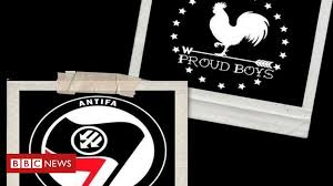 US Election 2020: <b>Who</b> are <b>the</b> Proud Boys - and <b>who</b> are antifa ...