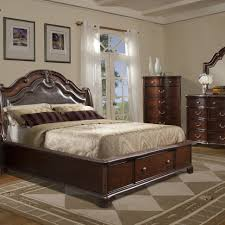 brown leather upholstered headboard furniture large size exquisite bedroom furniture san diego in classic style beige design inspiration features brown leather bedroom furniture