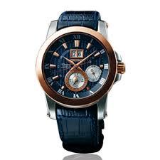 buy seiko men s premier kinetic watch snp126p1 at j herron son seiko men s premier kinetic watch snp126p1