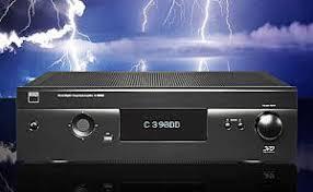 Обзор: Интегрированный усилитель NAD C390DD. Hi-Fi.ru ...