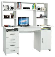 Письменный стол МФ <b>Мастер</b> Милан-7Я с ящиком и <b>надставкой</b>