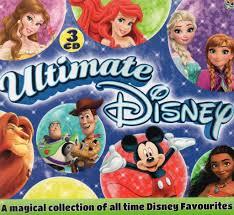 Ultimate <b>Disney Various Artists</b> CD - CDWorld.ie
