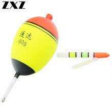 hot selling night glowing fishing floats 5pcs 5g eva float 10pcs glow light luminous stick