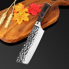 <b>XITUO</b> Kitchen <b>7 inch</b> Chef's Knife High Carbon Stainless Steel ...