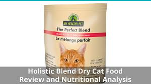 <b>Holistic Blend Cat</b> Food (Dry) Review <b>And</b> Nutritional Analysis