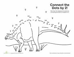 Dot-to-Dots Worksheets & Free Printables Page 5 | Education.comConnect The Dots Worksheets & Printables