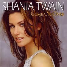 <b>Shania Twain</b> - <b>Come</b> On Over (1998, CD)   Discogs
