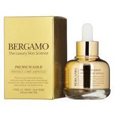 <b>Сыворотка для лица Bergamo</b>, против морщин, с золотом, 50 мл ...