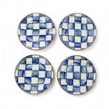 <b>Закусочные</b> тарелки | Тарелки для <b>закусок</b> от MacKenzie-Childs ...