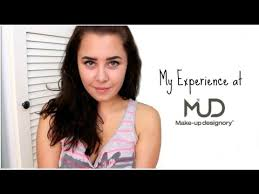 my experience at mud make up designory europe