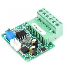<b>Voltage Frequency Converter</b> Module <b>0</b>-<b>10V</b> to 0-5KHz Industrial ...