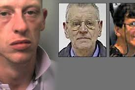 From left: James Allen, Colin Dunford and Julie Davison. A ROBBER who killed twice while on the run was jailed for at least 37 years today after he was ... - featured-james-allen-colin-dunford-julie-davison-190127003-3610020
