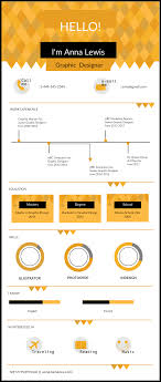 infographic resume templates the recruiters will love creately blog infographic resume template for graphic designer