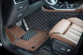 Автомобильные <b>3D коврики</b> из экокожи, GRACETOUR