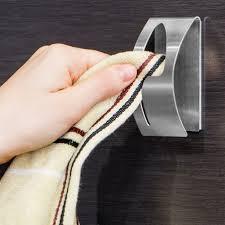 <b>Tatkraft Point</b> Самоклеящаяся <b>вешалка</b> для полотенец из ...