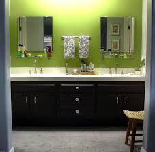 bathroom cabinet ideas creative designs painted brown bathroom cabinets with green wall brown bathroom furniture