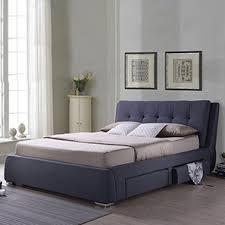 stanhope upholstered storage bed king bed size charcoal grey bed furniture designs