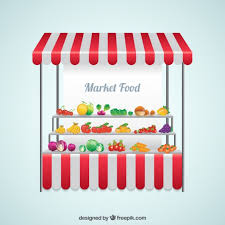 Image result for food market images free