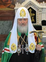 Третья годовщина интронизации Святейшего Патриарха ...