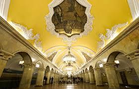 Угроза взрыва в метро Москвы не подтвердилась