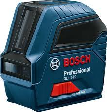 Лазерный <b>нивелир Bosch GLL 2</b>-10 0.601.063.L00 - цена, отзывы ...