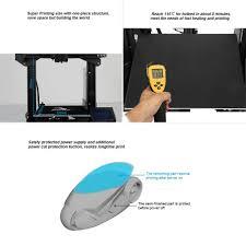 2019 <b>CTC A13 3D Printer</b> Resume Certified 220X220X250mm DC ...