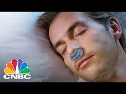 The 'Airing' Micro Cap Can Help Prevent <b>Snoring</b> | CNBC - YouTube
