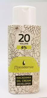 MACADAMIA NATURAL OIL Окислитель 6% / Cream <b>Color</b> 150 мл ...