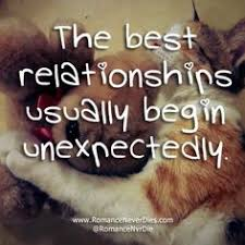 Unexpected Relationships on Pinterest | Guard Up Quotes ... via Relatably.com