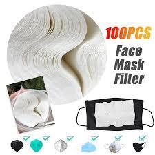 <b>100PCS Disposable</b> medical <b>Face Masks</b> Gasket Safety Health ...