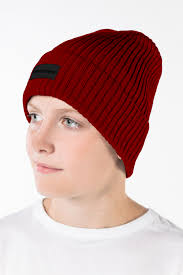 Купить <b>шапка</b> для мальчика 90157_OAB цвета красный за 899 ...
