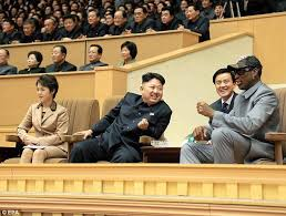 Image result for kim jong il rodman