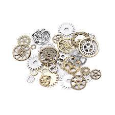 Стимпанк Gears прелести распорку шарик часы частей ...