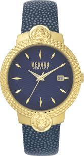 <b>Часы</b> наручные <b>женские Versus</b> Versace, VSPLK0319, синий ...