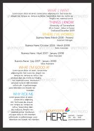 resume headers layout  pageresume headers layout  page