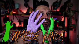 3D <b>Printed Zombie Hand</b> | Quick <b>Halloween</b> Decoration - YouTube