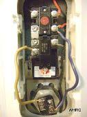electric water heater thermostat replacement guide rewire new thermostat use the wiring diagram