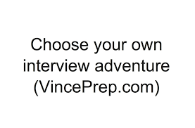 how to answer behavioral interview questions 2 ▸ choose your own how to answer behavioral interview questions 2 ▸ choose your own adventure