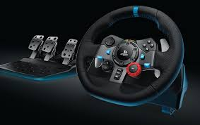 <b>Logitech G29</b> и <b>G920 Driving</b> Force: спортивные рули для ...