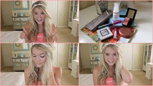 middle junior high makeup tutorial back to 1