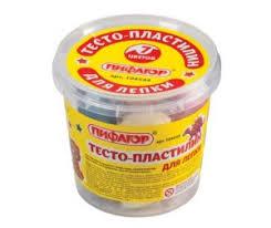 <b>Тесто для лепки Пифагор</b> - купить в Москве в Акушерство.ру