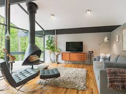 room modern camille glass: modern fireplace  maine modern fireplace
