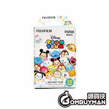 Buy <b>Fujifilm</b> Instax Mini Tsum Tsum Instant <b>Color Film</b> (10 Sheets ...