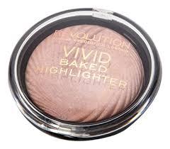 Купить <b>хайлайтер для лица vivid</b> baked highlighter 7,5г Makeup ...