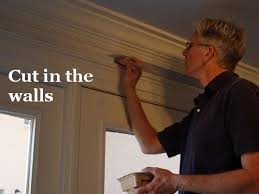 kitchen piece crown molding buildup the   how to paint crown molding buildup